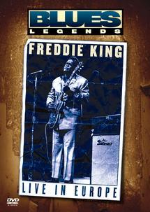フレディ・キング / ライヴ・イン・ヨーロッパ のサムネイル画像