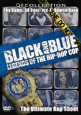 ブラック&ブルー レジェンド・オブ・ザ・ヒップホップ・コップ のサムネイル画像