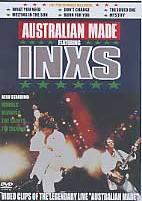 AUSTRALIAN MADE featuring INXS のサムネイル画像