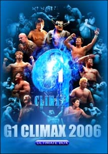 G1 CLIMAX 2006 3 のサムネイル画像