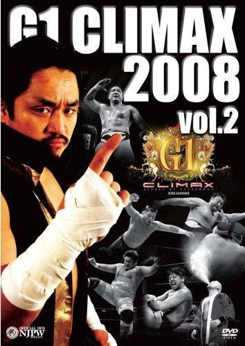 G1 CLIMAX 2008 のサムネイル画像