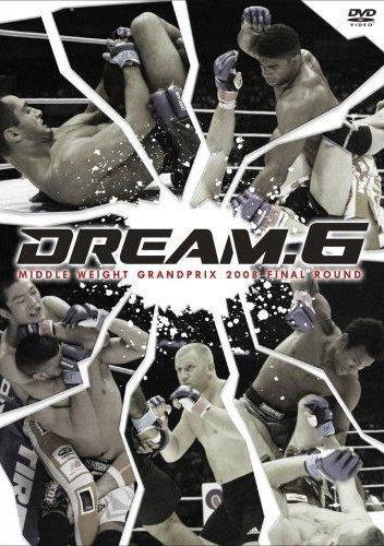 DREAM.6 ミドル級グランプリ2008 決勝戦 のサムネイル画像