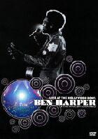 ベン・ハーパー LIVE AT THE HOLLYWOOD BOWL のサムネイル画像
