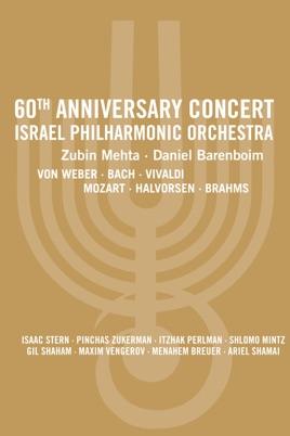 60th Anniversary Concert: Israel Philharmonic Orchestra のサムネイル画像