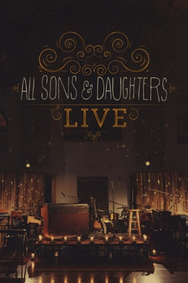 All Sons & Daughters (Live) のサムネイル画像