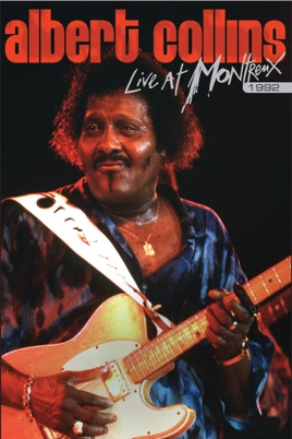Albert Collins Live At Montreux 1992 のサムネイル画像
