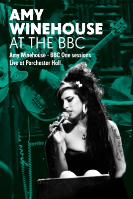 Amy Winehouse: BBC One Sessions Live At Porchester Hall のサムネイル画像