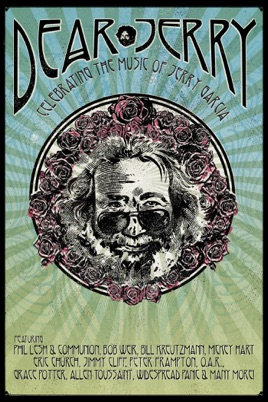 Dear Jerry: Celebrating the Music of Jerry Garcia のサムネイル画像