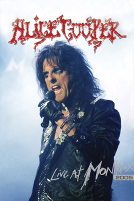 Alice Cooper Live At Montreux 2005 のサムネイル画像