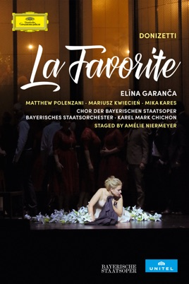 Donizetti: La Favorite のサムネイル画像