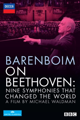Barenboim On Beethoven: Nine Symphonies That Changed the World のサムネイル画像