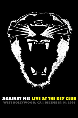 Against Me!: Live At the Key Club のサムネイル画像