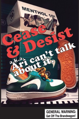 Cease and Desist: Ari Can't Talk About It のサムネイル画像