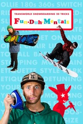FunDuhMentals - Transworld Snowboarding 2Tricks のサムネイル画像