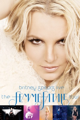 Britney Spears Live: The Femme Fatale Tour のサムネイル画像