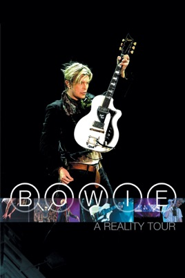 David Bowie: A Reality Tour のサムネイル画像