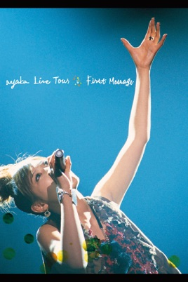 """ayaka Live Tour """"First Message"""" のサムネイル画像"""