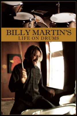 Billy Martin's Life on Drums (The Art of Drumming and Beyond) のサムネイル画像