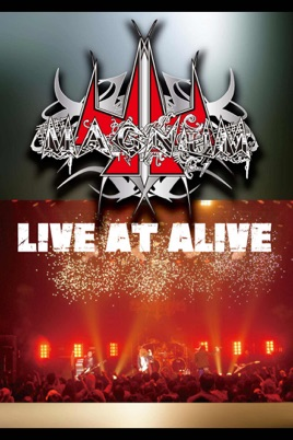 44MAGNUM : LIVE AT ALIVE のサムネイル画像