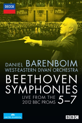Beethoven: Symphonies Nos. 5. 6 & 7 – Live From the 2012 BBC Proms のサムネイル画像