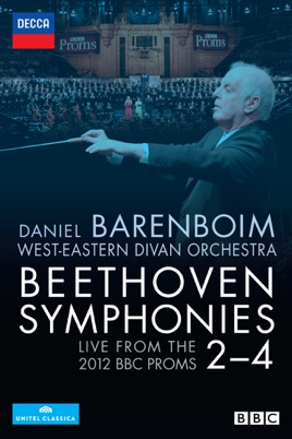 Beethoven: Symphonies Nos. 2. 3 & 4 – Live from the 2012 BBC Proms のサムネイル画像
