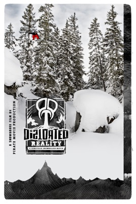 Distorted Reality: A European Snowboard Movie のサムネイル画像