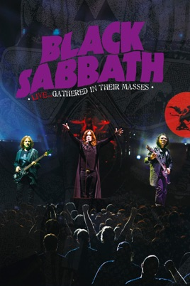Black Sabbath: Live - Gathered in Their Masses のサムネイル画像