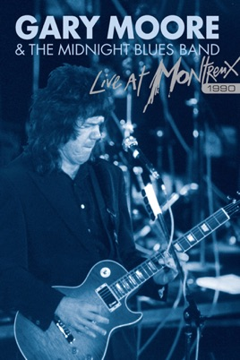 Gary Moore & the Midnight Blues - Live at Montreux 1990 のサムネイル画像