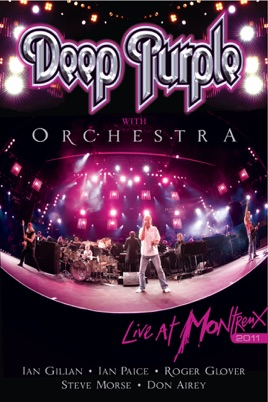 Deep Purple: With Orchestra - Live At Montreux 2011 のサムネイル画像