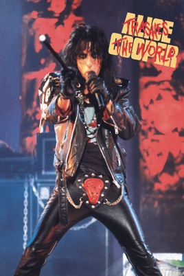 Alice Cooper: Trashes the World のサムネイル画像