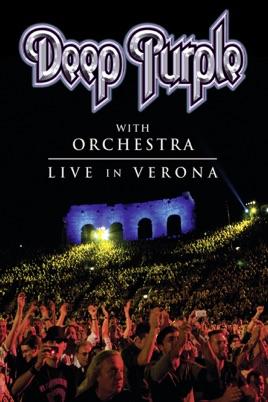 Deep Purple & Orchestra: Live in Verona のサムネイル画像