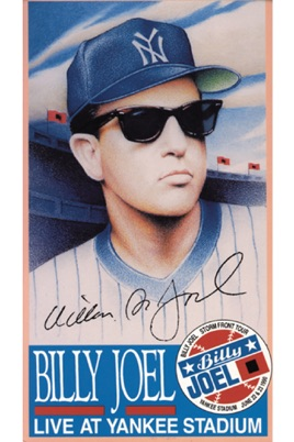 Billy Joel: Live at Yankee Stadium のサムネイル画像