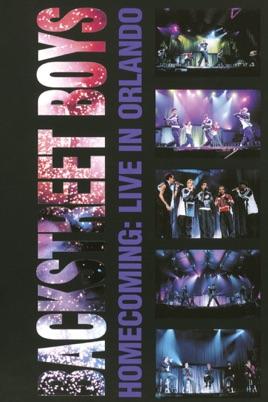 Backstreet Boys: Homecoming - Live In Orlando のサムネイル画像