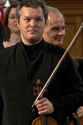 Bruch. Violin Concerto No. 1 in G Minor. Op. 26 - Vadim Repin. Sir Simon Rattle. Berliner Philharmoniker のサムネイル画像