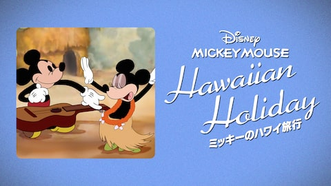 ミッキーのハワイ旅行 のサムネイル画像